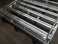178cmx129cm Aluminium 4WD Roof Rack Luggage Cargo Carrier ...