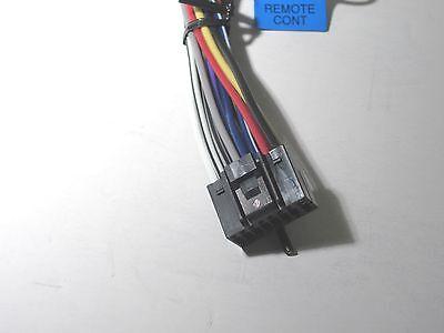 ORIGINAL KENWOOD KDC-610U Wire Harness Oem A1 - $1243 PicClick