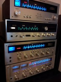 6X LED LAMP Marantz Vintage Audio Dial Scale Light Fuse ...