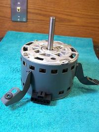 LENNOX OEM furnace blower motor 45H6901 1/3 HP 1075 3SP ...
