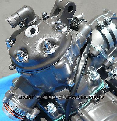 SUZUKI ENGINE TOP End Bolt Chrome Cap Nut Kit Rm60 Rm65 Rm80 Rm85