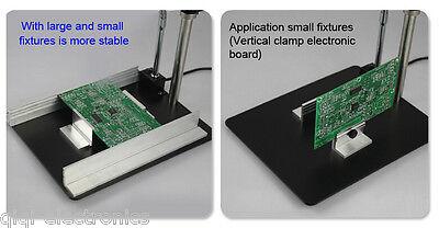 Pcb Circuit Board Clamp Bracket Holder For Repair Platform
