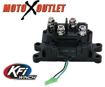 KFI 3000 LBS Winch Kit Atv Utv Steel Wire Rope Cable - $23036