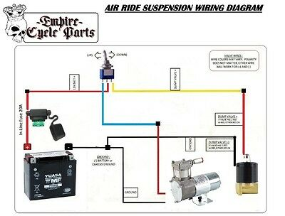 Wiring Diagram For Harley Air Ride circuit diagram template