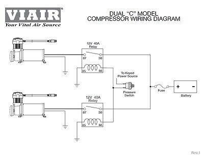 Viair Wiring Diagram Wiring Diagram
