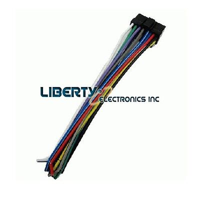 NEW WIRE HARNESS for SONY CDX-MP70 / CDX-MP80 - $1189 PicClick