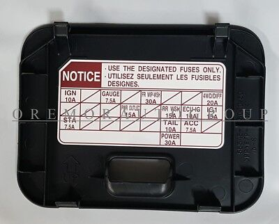 Fj Cruiser Fuse Box Diagram Wiring Diagram