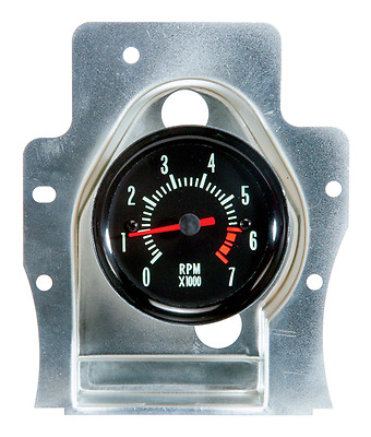 1964 1965 CHEVY Chevelle SS Shiftworks In Dash Tach Tachometer S510