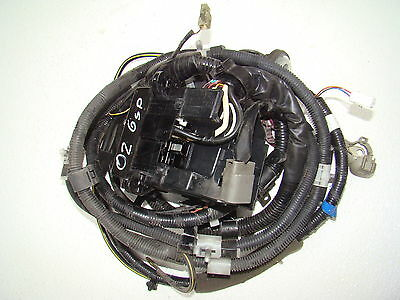 MAZDA MIATA WIRING 99 01 02 03 04 05 Fuse Box To Battery Automatic
