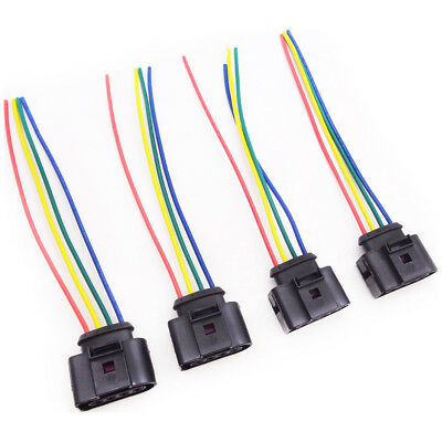IGNITION COIL WIRING Harness For Vw New Beetle Passat Polo