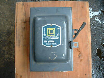 VINTAGE NEW OLD Stock Wadsworth 60 70 Amp Fuse Box Panel In Box 3