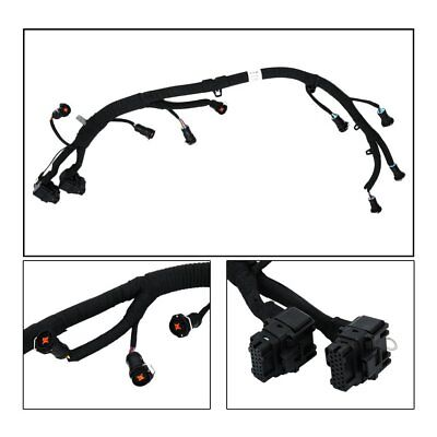 FUEL INJECTOR FICM Wiring Harness for 03-07 60L Ford Diesel