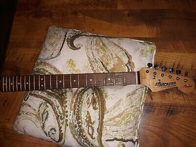 FENDER STARCASTER STRAT Stratocaster style neck - Loaded with tuners