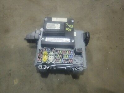 JEEP LIBERTY KJ 2005 Interior Body Control Module Relay Fuse Block