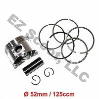 Pistons, Rings & Pistons Kits, Engines & Engine Parts ...