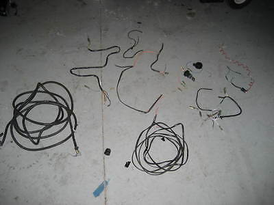 SUZUKI OUTBOARD WIRING Harness External Rigging Ignition and Kill