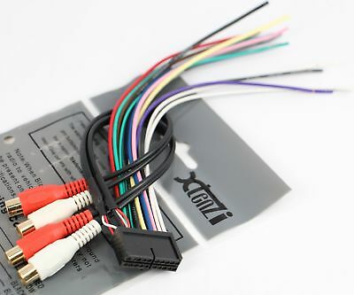 NEW WIRE HARNESS for JENSEN MP6211 / MP6212 - $1189 PicClick