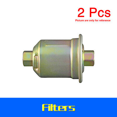 3X FUEL FILTER For 2001-2004 TOYOTA TUNDRA V6 34L(FI)-Hastings