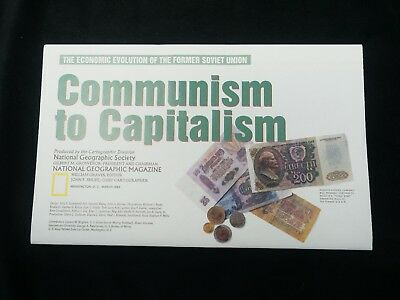 COMMUNISM TO CAPITALISM , 1993 NGS - $229 PicClick