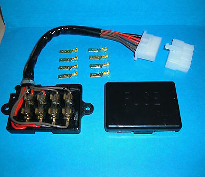 YAMAHA REPRODUCTION FUSE Box XS1100, XS750, XS650, XJ650, XJ750