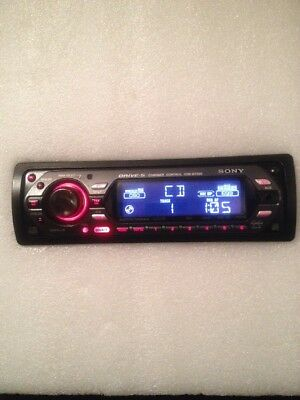 SONY CDX-GT300 CAR radio cd stereo player mp3/wma AUX IN - £2500