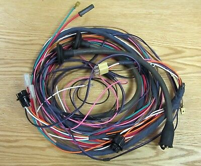 55 Chevy Tail Light Wiring Harness - Wwwcaseistore \u2022