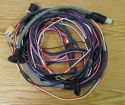 1955 CHEVY TAIL Light Wire Harness 2 Door Hardtop New ** Usa Made