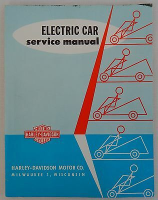 Ca Harley Davidson Gas Golf Wiring Diagram Manual Harley-davidson