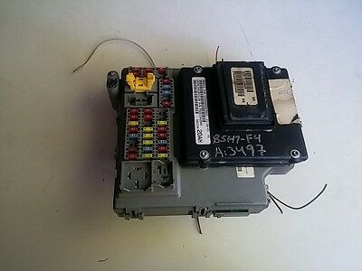 ORIGINAL 99-04 JEEP Grand Cherokee II Sicherungskasten Fuse Box