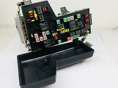 2005 DODGE DAKOTA TIPM Fuse Box Integrated Power Module 56049676AM