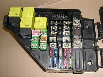 Fuse Box For Rover 25 Wiring Diagram