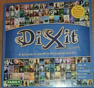 DIXIT A PICTURE Is Worth A Thousand Words Illustrated Cards Family