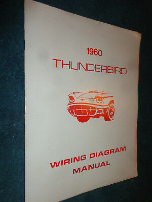 1961 Thunderbird Wiring Diagram Wiring Diagram