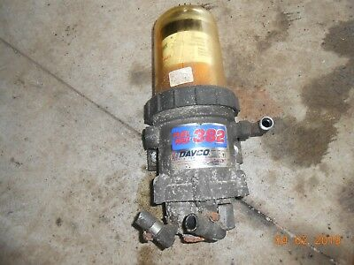VOLVO FUEL FILTER Housing 1677528 - $3400 PicClick