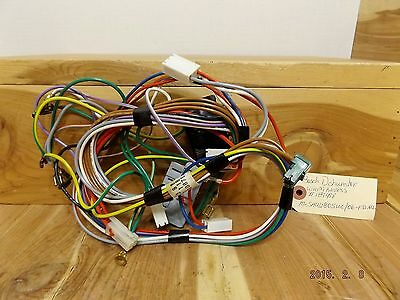 189498 BOSCH DISHWASHER Wiring Harness--Multi/color - $3000 PicClick