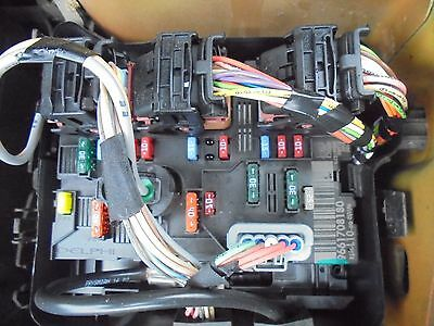 Fuse Box On A Peugeot 207 - Wiring Diagram Database