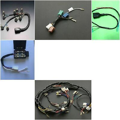 Superb Kawasaki Z1 Kz900 Kz1000 Ignition Switch Front Wire Harness 25011026 Wiring 101 Eattedownsetwise Assnl