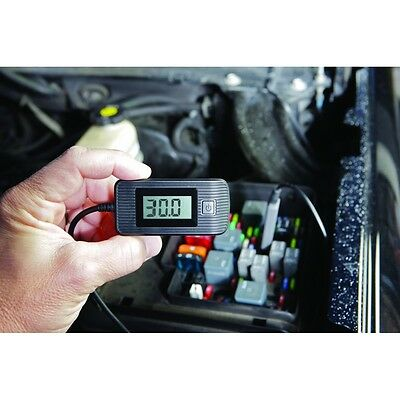 30 AMP AUTOMOTIVE Fuse Circuit Tester-Test circuits at the fuse box
