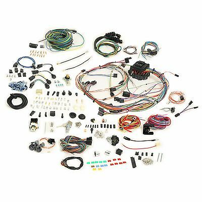 68-69 CHEVY CHEVELLE Classic Update American Autowire Wiring Harness