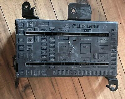 2006 FORD F-150 Fuse Box Junction OEM 6L3T14A067EAC Module 208-5E9