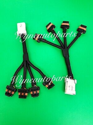 LS1 LS6 IGNITION Coil Pack Harness Set for LS Relocation Coil