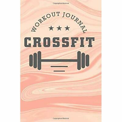 CROSSFIT WORKOUT JOURNAL WOD Book, Fitness Tracker, Log Daily Diary