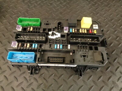 VAUXHALL ASTRA Van (Fuse Box In Boot) Sept 2006 + Flange Type Tow