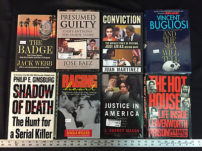 LOT 24 TRUE Crime Books Ann Rule and other authors John Glatt Free