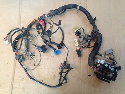 JEEP YJ UNDER dash wiring harness fits 92-95 Wrangler wire FREE