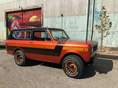 1973 INTERNATIONAL HARVESTER Scout II - $20,00000 PicClick