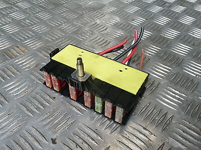 CITROEN XSARA 00-04 Fuse Box Under Bonnet Peugeot 206 207 307 308