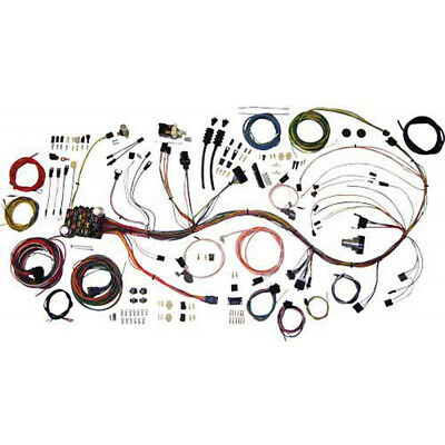 1960-66 CHEVY TRUCK Classic Update Wiring Harness Kit 61-156617-1