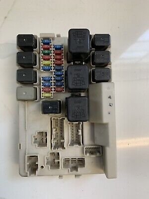 FUSE JUNCTION RELAY Box 2010 Buick Enclave 25993207 - $5998 PicClick