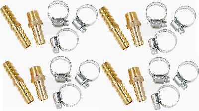 Air Hose Repair Kit 19mm Type A Claw With Bolt Clamp